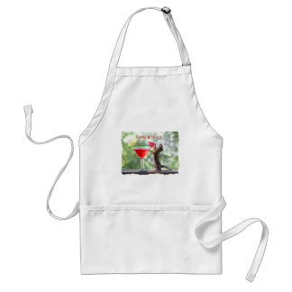Party Animal Squirrel Aprons
