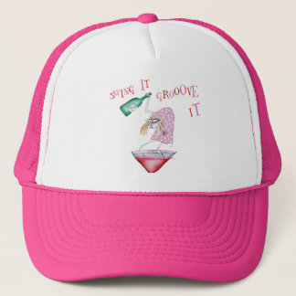 party animal, tony fernandes trucker hat