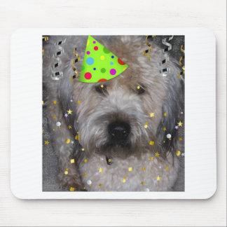 Party Animal Wheaton Terrier Mousepad
