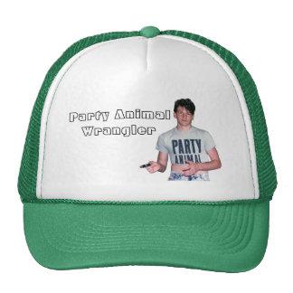 Party Animal Wrangler Cap