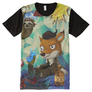party animals 2 All-Over print T-Shirt