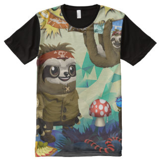 party animals All-Over print T-Shirt