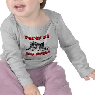 Party at my Crib! Tee Shirts
