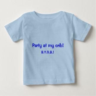 Party at My Crib! T-shirts