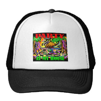 PARTY AT MY HOUSE CAP