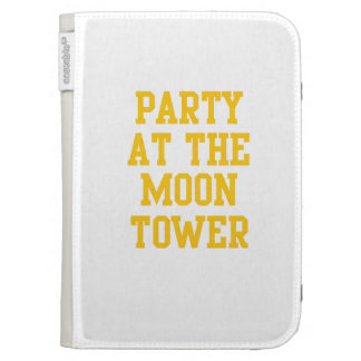 Party at the Moon Tower Kindle Covers
