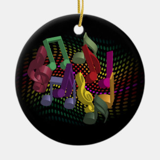 Party Background Christmas Ornament