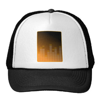 Party Background Mesh Hats