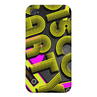 Party Background iPhone 4/4S Cases