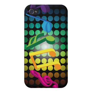 Party Background iPhone 4 Cover