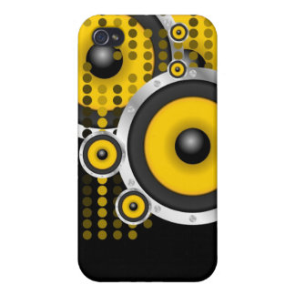 Party Background iPhone 4/4S Case
