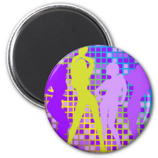 Party Background Magnet