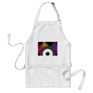 Party Background Standard Apron