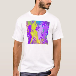 Party Background T-Shirt