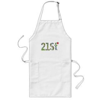 Party Balloon 21st Birthday Gifts Apron