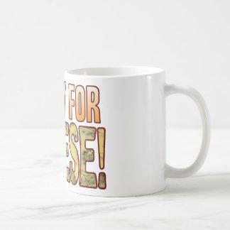 Party Blue Cheese Coffee Mug
