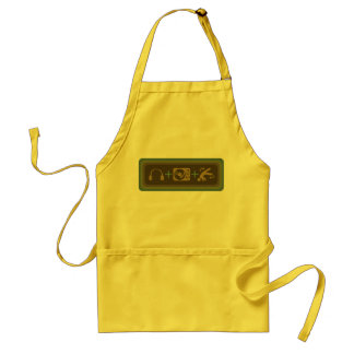 Party Breakdown Adult Apron