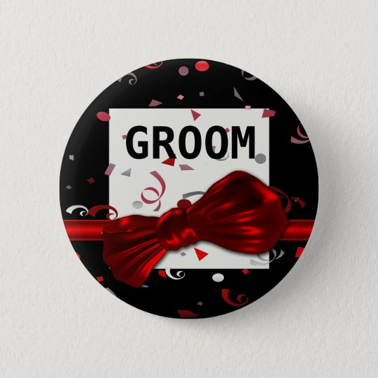 Party buttons & badges - customisable