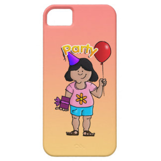 Party iPhone 5 Cases