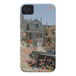 Party iPhone 4 Case