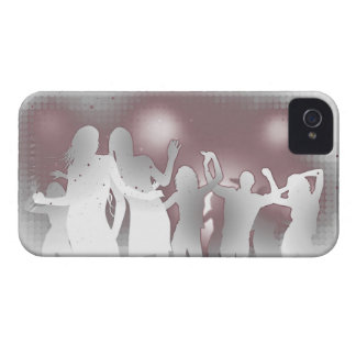 Party iPhone 4 Case-Mate Case