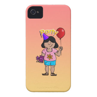 Party Case-Mate iPhone 4 Cases