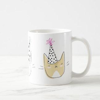 Party Cats Mug