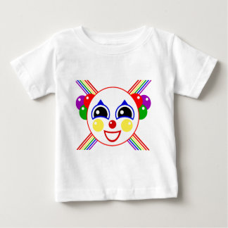 Party Clown Baby T-Shirt