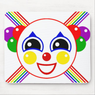 Party Clown Mouse Mat