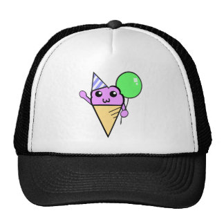 Party Cone Trucker Hat
