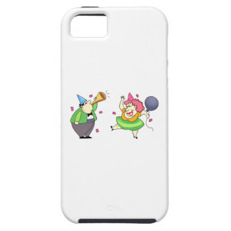 PARTY COUPLE iPhone 5 COVERS