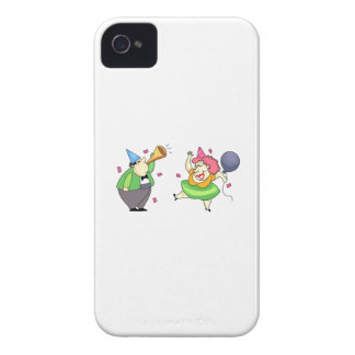 PARTY COUPLE iPhone 4 COVERS