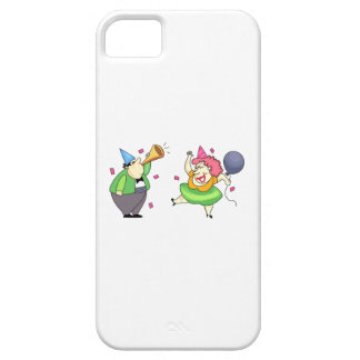 PARTY COUPLE iPhone 5 CASE
