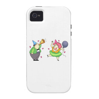 PARTY COUPLE CASE FOR THE iPhone 4