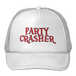 Party Crasher Mesh Hat