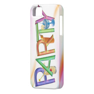Party Drinks iPhone 5 Cases