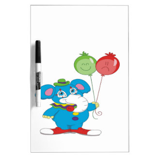 Party Elephant Dry Erase Board