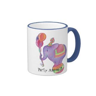 Party Elephant Mug
