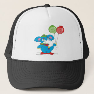 Party Elephant Trucker Hat