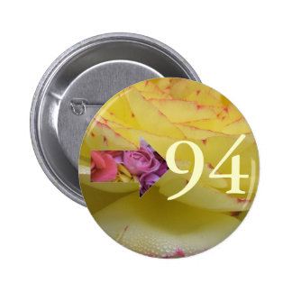 Party Favour 94th Birthday Pin Button