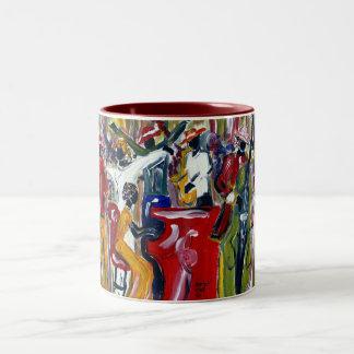 Party festival mug