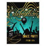 Party Flyer Dance Party Celebration