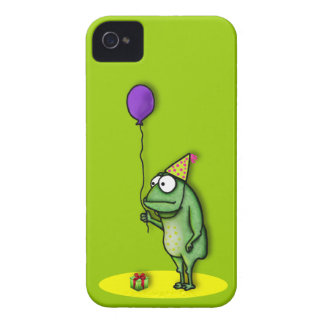 Party Frog Blackberry Case