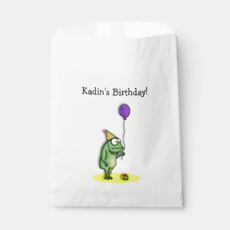 Party Frog Favour Bags
