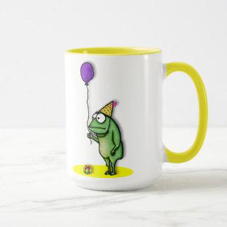 Party Frog Mug