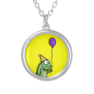 Party Frog Custom Necklace