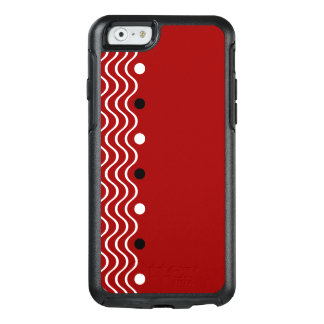 Party Fun Swirls and Dots OtterBox iPhone 6/6s Case