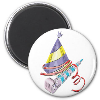 Party Gear and Gifts Refrigerator Magnets