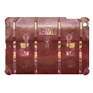 Party Girl Antiquity Elegant  Luggage Style iPad Mini Cover