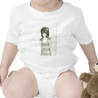 Party Girl Flapper Tshirts